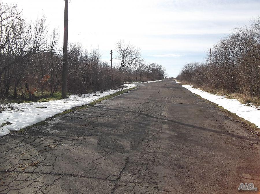 Парцел за застрояване в община Средец на 25 км. от Бургас.