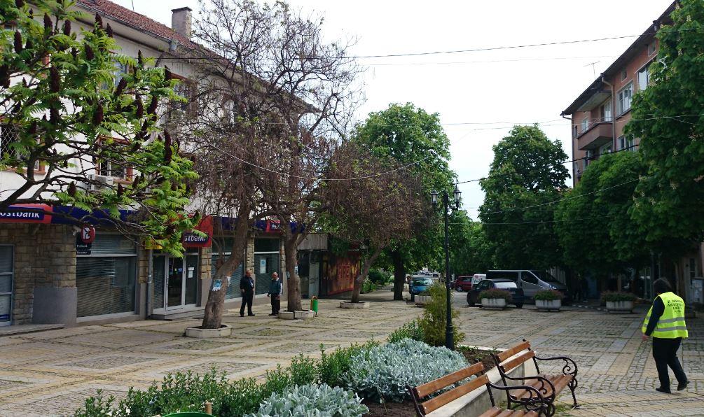 Двустаен апартамент в град Средец на 25 км. от Бургас